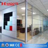 Tempered дверь стеклянной перегородки для Высокого-Grde офиса