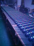 24*10W RGBW 옥외 LED 벽 세척 빛