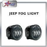 Lumière de regain lumineuse superbe de 4 pouces DEL pour le Wrangler de jeep
