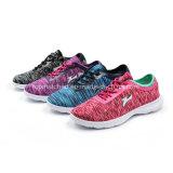 Zapatos corrientes del diseño del acoplamiento del deporte al aire libre de lujo de la potencia