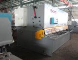 QC12y hydraulische Metallblatt-Ausschnitt-Maschine, scherende Maschine 16*3200