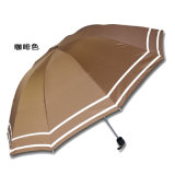 صاحب مصنع محترف مظلة [فولدبل] صامد للريح