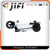 400W小型Foldable Eバイクの電気スクーターのLEDライトが付いている電気蹴りのスクーター