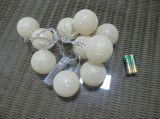 Профессиональное обслуживание качественного контрола и осмотра в свете шнура шарика СИД провода Кита-Хлопка