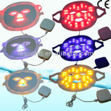 Hot Sale Blue Red Yellow 3 Couleurs LED Masque