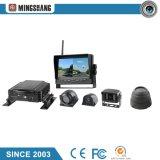 4CH 1080P Car DVR для мобильных ПК, поддержка GPS, 3G/4G WiFi