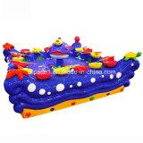 Das meiste populäre Kind-Unterhaltungs-Fischerei-Teich-Spiel-Maschinen-freche Schloss