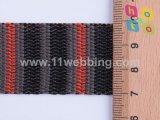 Tessitura di nylon del poliestere tessuta jacquard per la cinghia, le cinghie di spalla del sacchetto e gli accessori dell'indumento