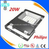 Indicatore luminoso di inondazione esterno di Philips 200W dell'indicatore luminoso di inondazione di SMD LED Meanwell