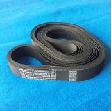 Cinghia di sincronizzazione di gomma nera dalla fabbrica Mxl 57/58/58.4/60/61/62/63/64/64.8 della Cina