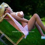 性の人形の店のWmdoll 155cmアメリカのタンの皮の適性の人形