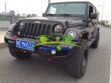 Alta calidad nueva para los parachoques delanteros de acero del jeep para el Wrangler Jk del jeep