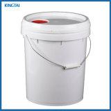 Contenitore/secchio di plastica chimici della vernice della benna del barilotto 20L