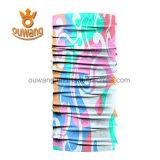 カスタム屋外スポーツの魔法のスカーフ多機能の管状のHeadwear