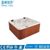 Tina caliente al aire libre M-3313 de China 4 Peple del BALNEARIO al aire libre de la piscina del masaje