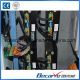 4.5kw Wasserkühlung-Spindel-Metall-/Holz/Acrylic/PVC/Marble CNC, der Maschine bekanntmacht