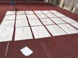 Lastra & mattonelle di marmo bianche su Polished, marmo bianco cinese di Guangxi, prezzo di fabbrica direttamente