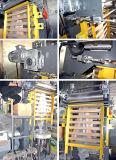 Máquina que sopla de la mini película del HDPE para la bolsa de plástico