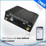 Inseguitore di GPS dell'antenna esterna con configurazione in batteria