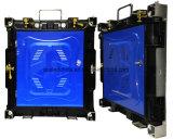 P4 HD Innen-LED farbenreiches SMD Miet-videopanel P4 der LED-Bildschirmanzeige-LED