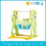 Het binnen Stuk speelgoed van de Baby van de Speelplaats draagt Plastic Multifunctionele Schommeling voor het Stuk speelgoed van de Schommeling van Jonge geitjes