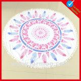 刺繍のロゴの多彩で明白な体操タオル