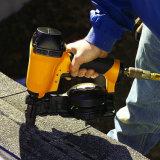 Clavos neumáticos galvanizados del material para techos para el material para techos