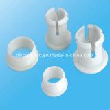 Matériau PP Collier de serrage carré pour câblage intérieur