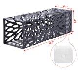 Organizzatore indipendente della cremagliera del supporto dell'ombrello del metallo di ombrello dell'ingresso quadrato del basamento
