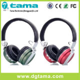 Auriculares Bluetooth Fones de ouvido estéreo sem fio Suporte Cartão SD Radio FM