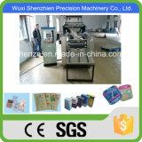 SGS de Volledige Automatische het Voeden van het Broodje Machine van de Zak van het Document van de Bodem van het Blok voor Cement