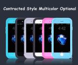 Choque de TPU/caso impermeable de la cubierta del teléfono móvil para el iPhone 7