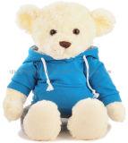 La coutume en peluche et ours en peluche jouet pour cadeau promotionnel