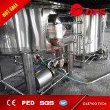 3000L 증기 난방 맥주 장비 양조장