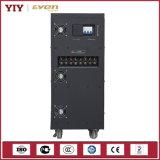 Tres fase 10kVA el regulador de voltaje de inicio Precio estabilizador de tensión de la servo