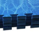 Étage environnemental de type de mer de couvre-tapis de gymnastique d'étage de mousse de Kamiqi EVA