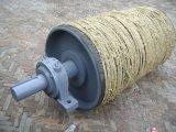Kwaliteit Verzekerde Diameter 89159mm van de Nuttelozere Rol van de Rol van de Transportband het Systeem van de Transportband