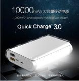 10000mAh grote Snelle Lader 3.0 van de Levering van de Macht van de Capaciteit Mobiele de Bank van de Macht