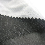 scrivere tra riga e riga lavorato a maglia filo di ordito tessuto tricot 40GSM per il vestito degli uomini