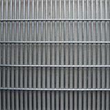電流を通された358防御フェンスの刑務所の網
