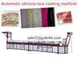 Rendas de máquina de revestimento de silicone automática