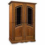 Het Kabinet van de wijn van Pijnboom en Glas wordt, met Geschilderd wordt gebeëindigd gemaakt die