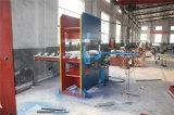 Prensa Hidráulica/Rolamento da ponte de borracha da placa quente Pressione/ máquina de Borracha