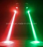 Cabeça movente do diodo emissor de luz do feixe novo do pixel da face de 4X10W RGBW