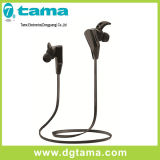 Écouteur stéréo de sport sans fil de Bluetooth pour l'atterrisseur de Samsung d'iPhone