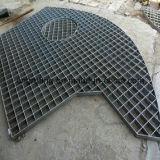 Haoyuan Serrated сваренная решетка стальной штанги