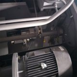 유압 드라이브 절단기를 깎는 어떤 색깔