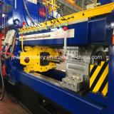1400t ponen en cortocircuito la prensa de protuberancia de aluminio del movimiento