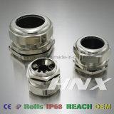 EMC van het Messing van het Metaal van Hnx de Waterdichte IP68 Klier van de Kabel van het Type van anti-Magneet