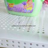 에폭시 DIY 금속 Coner 목욕탕 세탁기 세탁물 선반